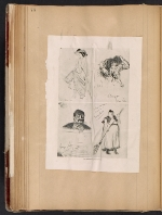 [Walt Kuhn scrapbook of press clippings documenting the Armory Show, vol. 1 pages 79]