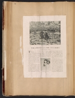[Walt Kuhn scrapbook of press clippings documenting the Armory Show, vol. 1 pages 81]