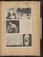 [Walt Kuhn scrapbook of press clippings documenting the Armory Show, vol. 1 pages 95]