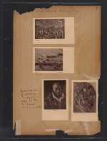 [Walt Kuhn scrapbook of press clippings documenting the Armory Show, vol. 2 pages 1]