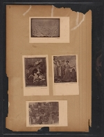 [Walt Kuhn scrapbook of press clippings documenting the Armory Show, vol. 2 pages 2]