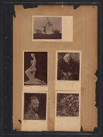 [Walt Kuhn scrapbook of press clippings documenting the Armory Show, vol. 2 pages 3]
