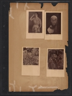 [Walt Kuhn scrapbook of press clippings documenting the Armory Show, vol. 2 pages 5]