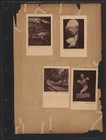 [Walt Kuhn scrapbook of press clippings documenting the Armory Show, vol. 2 pages 7]