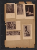 [Walt Kuhn scrapbook of press clippings documenting the Armory Show, vol. 2 pages 9]