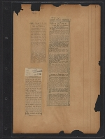 [Walt Kuhn scrapbook of press clippings documenting the Armory Show, vol. 2 pages 13]