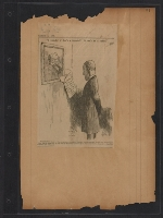 [Walt Kuhn scrapbook of press clippings documenting the Armory Show, vol. 2 pages 21]