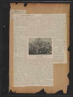 [Walt Kuhn scrapbook of press clippings documenting the Armory Show, vol. 2 pages 23]