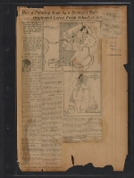 [Walt Kuhn scrapbook of press clippings documenting the Armory Show, vol. 2 pages 27]