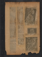 [Walt Kuhn scrapbook of press clippings documenting the Armory Show, vol. 2 pages 29]