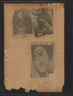 [Walt Kuhn scrapbook of press clippings documenting the Armory Show, vol. 2 pages 30]