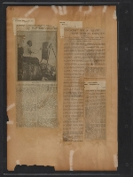 [Walt Kuhn scrapbook of press clippings documenting the Armory Show, vol. 2 pages 46]