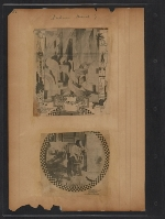 [Walt Kuhn scrapbook of press clippings documenting the Armory Show, vol. 2 pages 52]