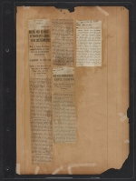 [Walt Kuhn scrapbook of press clippings documenting the Armory Show, vol. 2 pages 57]