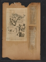 [Walt Kuhn scrapbook of press clippings documenting the Armory Show, vol. 2 pages 64]