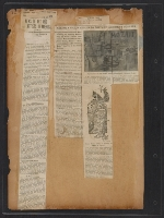 [Walt Kuhn scrapbook of press clippings documenting the Armory Show, vol. 2 pages 72]