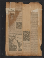 [Walt Kuhn scrapbook of press clippings documenting the Armory Show, vol. 2 pages 73]