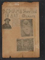 [Walt Kuhn scrapbook of press clippings documenting the Armory Show, vol. 2 pages 82]