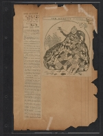 [Walt Kuhn scrapbook of press clippings documenting the Armory Show, vol. 2 pages 87]