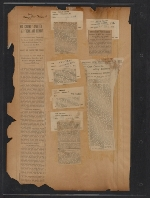 [Walt Kuhn scrapbook of press clippings documenting the Armory Show, vol. 2 pages 88]