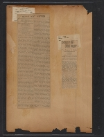 [Walt Kuhn scrapbook of press clippings documenting the Armory Show, vol. 2 pages 108]