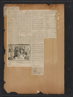 [Walt Kuhn scrapbook of press clippings documenting the Armory Show, vol. 2 pages 118]