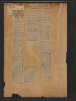 [Walt Kuhn scrapbook of press clippings documenting the Armory Show, vol. 2 pages 122]