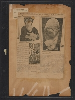 [Walt Kuhn scrapbook of press clippings documenting the Armory Show, vol. 2 pages 125]