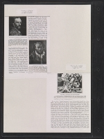 [Walt Kuhn scrapbook of press clippings documenting the Armory Show, vol. 2 pages 131]