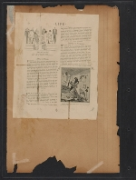 [Walt Kuhn scrapbook of press clippings documenting the Armory Show, vol. 2 pages 133]