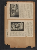 [Walt Kuhn scrapbook of press clippings documenting the Armory Show, vol. 2 pages 135]