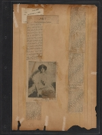 [Walt Kuhn scrapbook of press clippings documenting the Armory Show, vol. 2 pages 139]