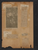 [Walt Kuhn scrapbook of press clippings documenting the Armory Show, vol. 2 pages 140]