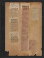 [Walt Kuhn scrapbook of press clippings documenting the Armory Show, vol. 2 pages 141]