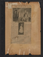 [Walt Kuhn scrapbook of press clippings documenting the Armory Show, vol. 2 pages 145]