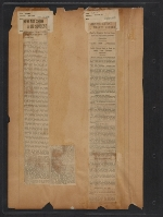 [Walt Kuhn scrapbook of press clippings documenting the Armory Show, vol. 2 pages 146]
