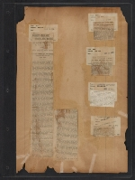 [Walt Kuhn scrapbook of press clippings documenting the Armory Show, vol. 2 pages 147]