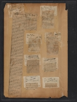 [Walt Kuhn scrapbook of press clippings documenting the Armory Show, vol. 2 pages 152]