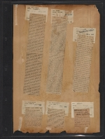 [Walt Kuhn scrapbook of press clippings documenting the Armory Show, vol. 2 pages 153]