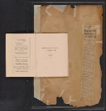 [Walt Kuhn scrapbook of press clippings documenting the Armory Show, vol. 2 pages 162]