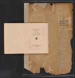 [Walt Kuhn scrapbook of press clippings documenting the Armory Show, vol. 2 pages 163]