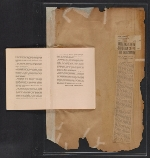 [Walt Kuhn scrapbook of press clippings documenting the Armory Show, vol. 2 pages 166]