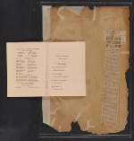[Walt Kuhn scrapbook of press clippings documenting the Armory Show, vol. 2 pages 167]