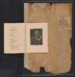 [Walt Kuhn scrapbook of press clippings documenting the Armory Show, vol. 2 pages 168]