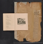 [Walt Kuhn scrapbook of press clippings documenting the Armory Show, vol. 2 pages 169]