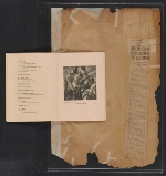 [Walt Kuhn scrapbook of press clippings documenting the Armory Show, vol. 2 pages 172]
