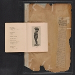 [Walt Kuhn scrapbook of press clippings documenting the Armory Show, vol. 2 pages 175]