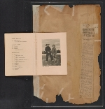[Walt Kuhn scrapbook of press clippings documenting the Armory Show, vol. 2 pages 176]