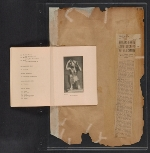 [Walt Kuhn scrapbook of press clippings documenting the Armory Show, vol. 2 pages 177]