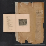 [Walt Kuhn scrapbook of press clippings documenting the Armory Show, vol. 2 pages 178]